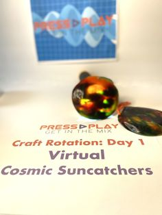 Vbs Crafts, Vacation Bible School, Suncatchers, Sunday School, Cosmic, Play, Sun Catcher