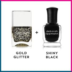 10 Unexpected Nail Polish Color Combos to Try Now via Brit + Co