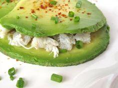 Crab-Avocado 'Ravioli'