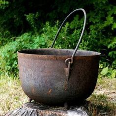 How to Remove Rust from Cast Iron