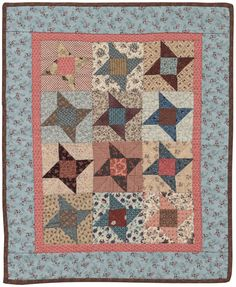 Friendship Star quilt by Kathleen Tracy
