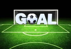 goal with soccer ball in the stadium Vinyl Wall Mural - Success and Achievement Messi Y Ronaldinho, Cristiano Ronaldo Lionel Messi, Soccer Party, Soccer Ball, Soccer Jerseys, Nike Soccer, Chivas Wallpaper, Soccer Locker, Soccer Girl Problems