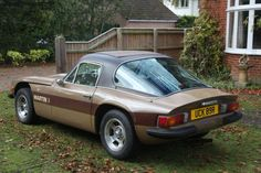 Brown TVR Taimar