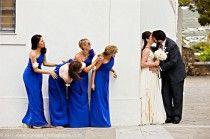 Cute Wedding Photography ♥ Creative Wedding Photography