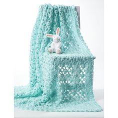 Crochet Baby Blanket--free pattern
