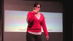 Beverley Green - Jobsworth monologue, winner of MonologueSlam UK - Manchester