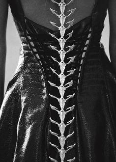 Nothing better than constricting your breathing and slowly Rearranging your internal organs while looking badass. #Corsets