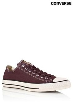 Buy Converse Brown Washed Chuck Lo from the Next UK online shop