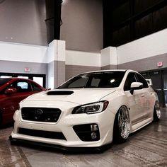 Stance . Low . Life: Todd Durham Bagged 2015 Subaru STI