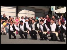 The Arts; Dance; In this video this Odyssey dance group which is one of many groups that performs at festivals is dancing at the Cranston festival which celebrates the food and culture of greece. It brings people together to eat, dance, and cheer.