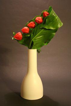 #Ikebana -- Chinese Lanterns