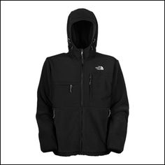 #THENORTHFACE Denali Black Hoodie With High Quality Can Make You Happy All The Time!