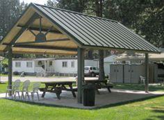 Rocky Mountain Pavilion Series Model 98-R20024-8T