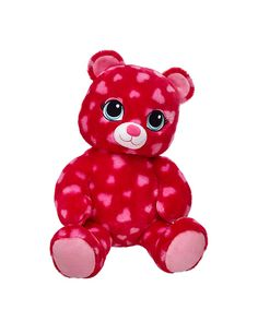 16 in. Sweet Hugs Heart Bear | Build-A-Bear