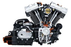 Harley-Davidson Milwaukee-Eight engine