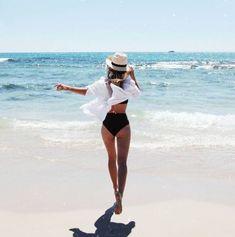 Beach life the sea soll summer vibes by talishasoll Beach Foto, Shooting Photo, Beachwear, Swimwear, Summer Pictures, Casual Summer Outfits, Belle Photo, Summer Vibes, Tropical Beaches