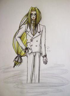 Luke Valentine by Horse-soul.deviantart.com on @deviantART