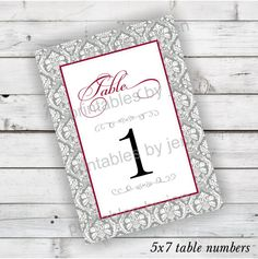 Hey, I found this really awesome Etsy listing at https://www.etsy.com/listing/168825962/instant-download-table-numbers-1-34-in
