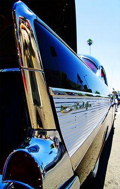 '57 Chevy Bel Air.