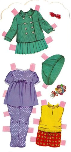 MY SUSIE DOLL BOOK #1971 from Whitman 1968