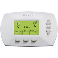 Honeywell Programmable 5-1-1 Day Thermostat, Grey