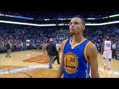 Warriors Fall to Suns 107-95 - YouTube