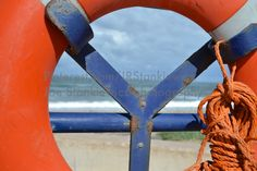 Sea, Coast, Safety Ring, Photography