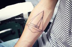 joakim gets a tattoo-day. (by Sandra Beijer)