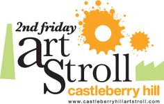 Every second Friday of the month is the Castleberry Hill Art Stroll, from 7pm to 10pm.    http://castleberryhill.org/ch_calendar/art-stroll/