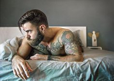 beardsplustattoos: /Have a beard+tattoo,know someone with a beard+tattoo? >[x]<