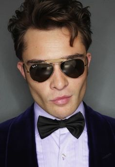 1000+ images about Style Icon | Ed Westwick (Chuck Bass) on Pinterest ...