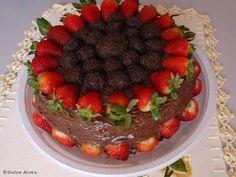 Receita de Torta de chocolate - Show de Receitas