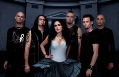 Within Temptation in 2005