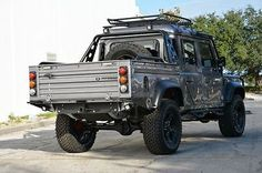 defender 130 lifted - Google zoeken