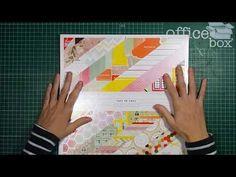 TUTORIAL ÁLBUM SCRAPBOOK PASO A PASO PARTE 1: ESTRUCTURA, ESPINA Y HOJAS - YouTube Album Scrapbook, Youtube, Pimples, Leaves, Step By Step