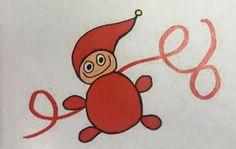 Joko, Tigger, Disney Characters, Asia, Education, Educational Illustrations, Learning, Studying