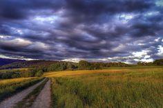 https://flic.kr/p/sWNpxh | Wolken über dem Feld | © 2015 Hans Jürgen Groß
