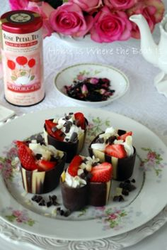 Ricotta Cheesecake And Fruit Lollipops Recipes — Dishmaps