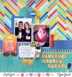 Paper Issues: Product Spotlight: Carta Bella Beach Day