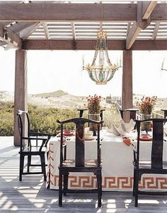 Are you happy Spring is here, too? Are you looking forward to outdoor entertaining? Today, we're sharing Design Ideas for Gracious Outdoor Living Spaces