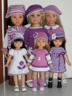 Куклы Paola Reina - первые куклы-дети, которые привели меня на babiki, и их разноцветный гардероб / Paola Reina, Antonio Juan и другие испанские куклы / Бэйбики. Куклы фото. Одежда для кукол
