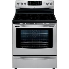 Kenmore 94203 5.7 cu. ft. Electric Range w/ True Convection - Stainless Steel - Sears