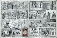 A comic about one of Renoir's paintings.