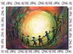 """""""Souls don't have races or sexes or religions. They are beyond artificial divisions. We Are All Connected, Everything Is Connected, We Are All One, Buddha Doodle, Soul Shine, Spiritual Path, Rainbow Bridge, Past Life, Sufi"""