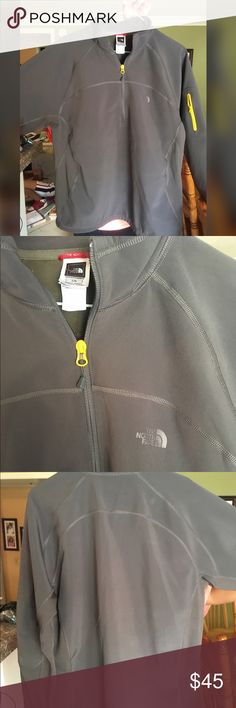North Face Men's Sweater The North Face Men's pull-over Sweater, excellent condition, almost new. Smoke/Pet Free home. The North Face Sweaters V-Necks