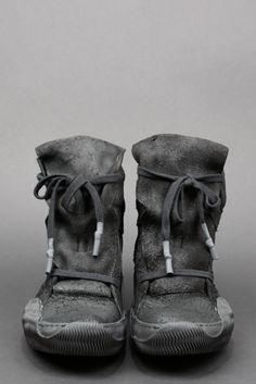 Visions of the Future: /Boris-Bidjan-Saberi-Shoes/Shoes-