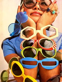958b13dd8876a No such thing as too many pair of glasses. Crazy Sunglasses, Trending  Sunglasses,