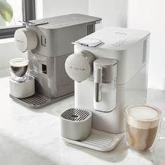 DeLonghi ® Warm Slate Lattissima One Espresso Maker Percolator Coffee Maker, Drip Coffee Maker, French Press Coffee Maker, Italian Coffee, Espresso Maker, Best Coffee, Coffee 21, Funny Coffee, Kitchen