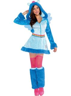 Adult Rainbow Dash Costume - My Little Pony - Party City
