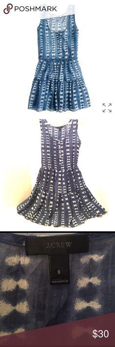 J. Crew Dress Henley Tank Dress in excellent condition! J. Crew Dresses